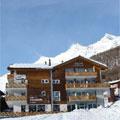 Saas Fee, Hotel Alpenperle