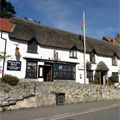 Lynmouth, Rising Sun Inn