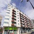 Manchester, Blue Rainbow Apartments