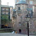 Edinburgh, James Court Apartments