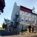 Quebec City, Maison du Fort