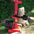 Titan Pro 8 Ton Vertical Petrol Log Splitter