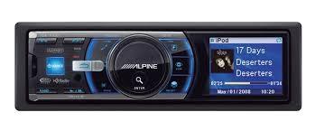 Alpine IDA-X100 Digital Media Receiver