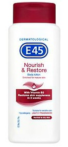 E45 Nourish and Restore Body Lotion