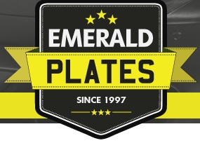 Emerald Plates - www.emeraldplates.co.uk