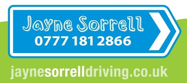 Jayne Sorrell Driving