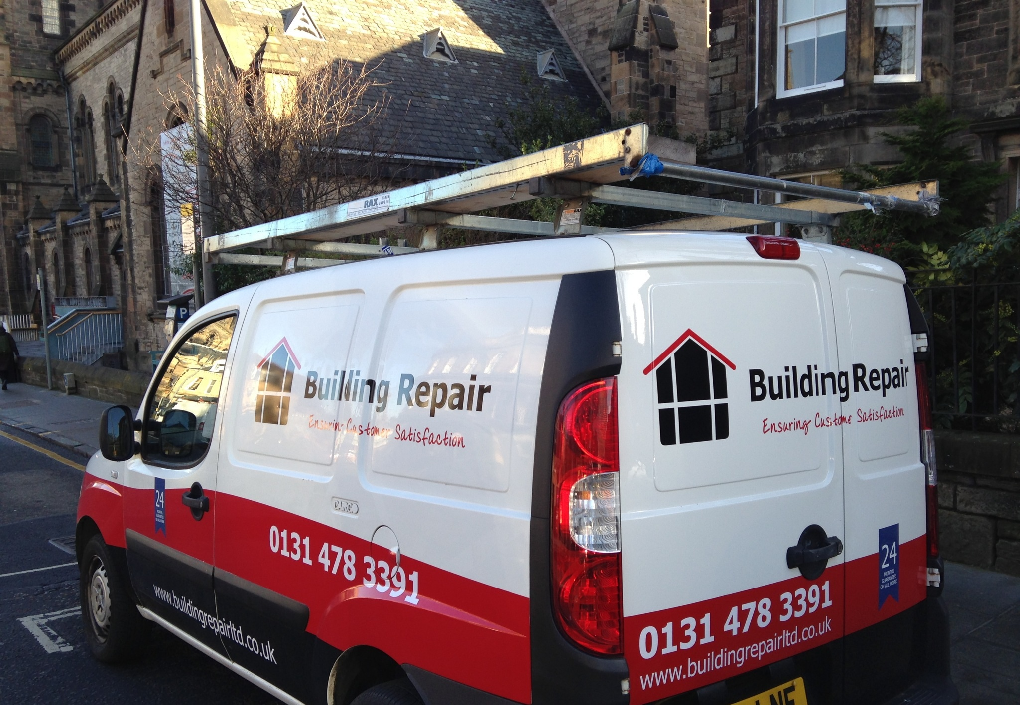 Building Repair - www.buildingrepairltd.co.uk