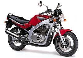 Suzuki GS500 2001