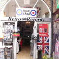 Retro Records and Mod Shop