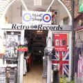 Retro Records and Mod Shop