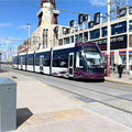 New Blackpool Flexi Tram