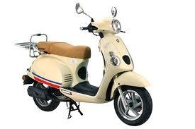 Baotian Monza 125cc