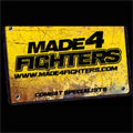 Made 4 Fighters - www.made4fighters.com