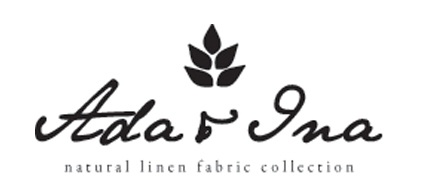 Ada & Ina Linen Curtains and Fabrics - www.linenfabrics.co.uk