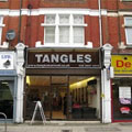 Tangles Hairdressing, Hanwell