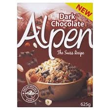 Dark Chocolate Alpen