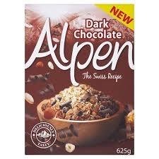 Dark Chocolate Alpen