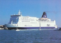 P&O Mini Cruise, Portsmouth to Bilbao