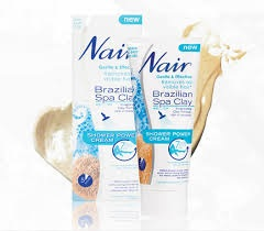 Nair Hair Removal Brazilian Spa Clay