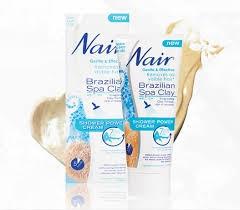 Nair Hair Removal Brazilian Spa Clay