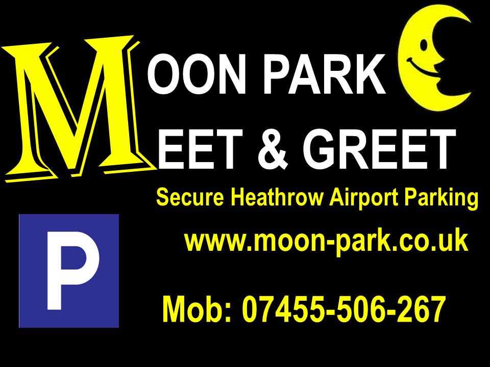 Moon-Park Heathrow Meet & Greet - www.moon-park.co.uk