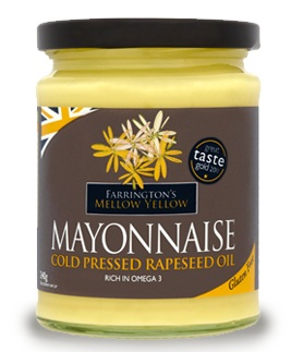 Farrington's Mellow Yellow Mayonnaise