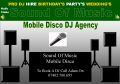 Sound Of Music Mobile Disco - www.soundofmusicmobiledisco.com