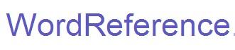 WordReference - www.wordreference.com