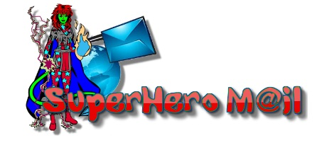 SuperHero Mail - www.superheromail.com