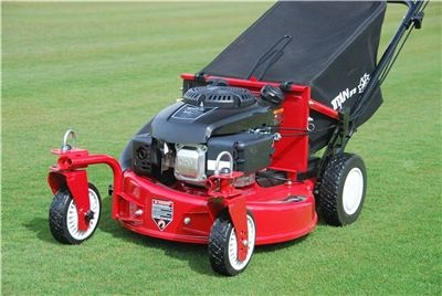 Titan Pro Petrol Self Propelled Zero Turn Lawnmower