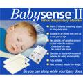 BabySense II Infant Respiratory Baby Monitor
