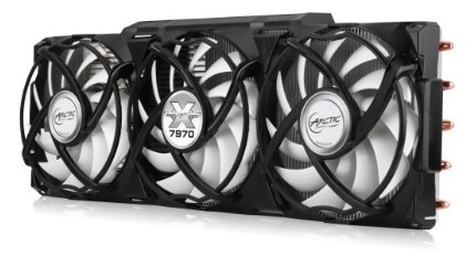 Arctic Cooling Accelero Xtreme 7970 Graphics Card Cooler
