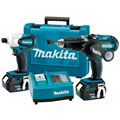 Makita LXT202 Combi Drill & Impact Kit