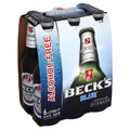Becks Blue Alcohol free Beer