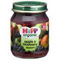 Hipp Organic Apple & Blueberry Dessert 4 Month