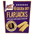 Fabulous Bakin' Boys Golden Oaty Flapjack Fingers