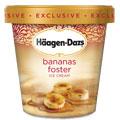 Haagen Dazs Bananas Foster