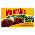 Mr. Brains In Rich Sauce
