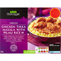 Asda Chicken Tikka With Basmati Rice