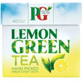 PG Tips Green Tea With Lemon