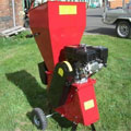 Titan Pro 6.5 HP Garden Shredder Chipper Mulcher