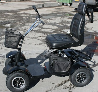 Powaglide PG-02 Golf Buggy