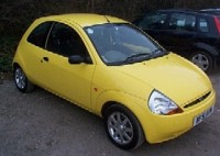 Ford Ka Millenium LTD Edition