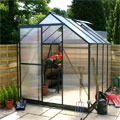 Waltons 8'x6' Extra Tall Polycarbonate Greenhouse