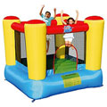 Tesco Airflow Bouncy Castle including Blower