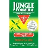 Jungle Formula Extra Strength Insect Repellent Liquid