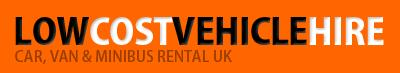 Low Cost Vehicle Hire - www.van-hire-rental-car.co.uk