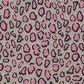 Nailtopia Pink Leopard Print