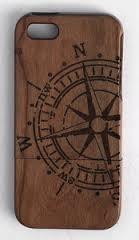 Genuine Wood Series iPhone 5 Case