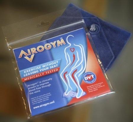 Airogym Exercise Cushion